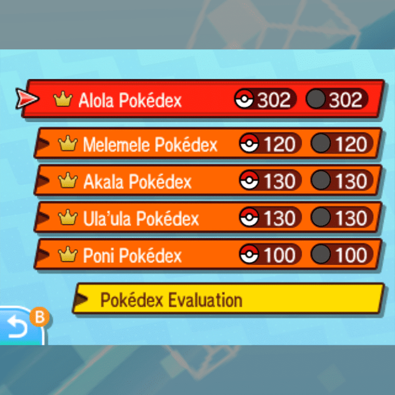Custom - PokeDex Complete Bottom