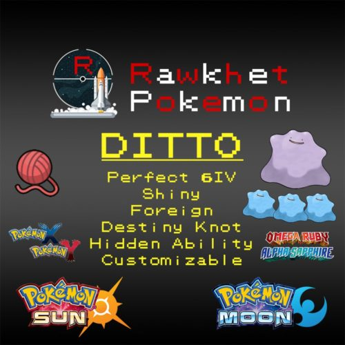Ditto - Hero