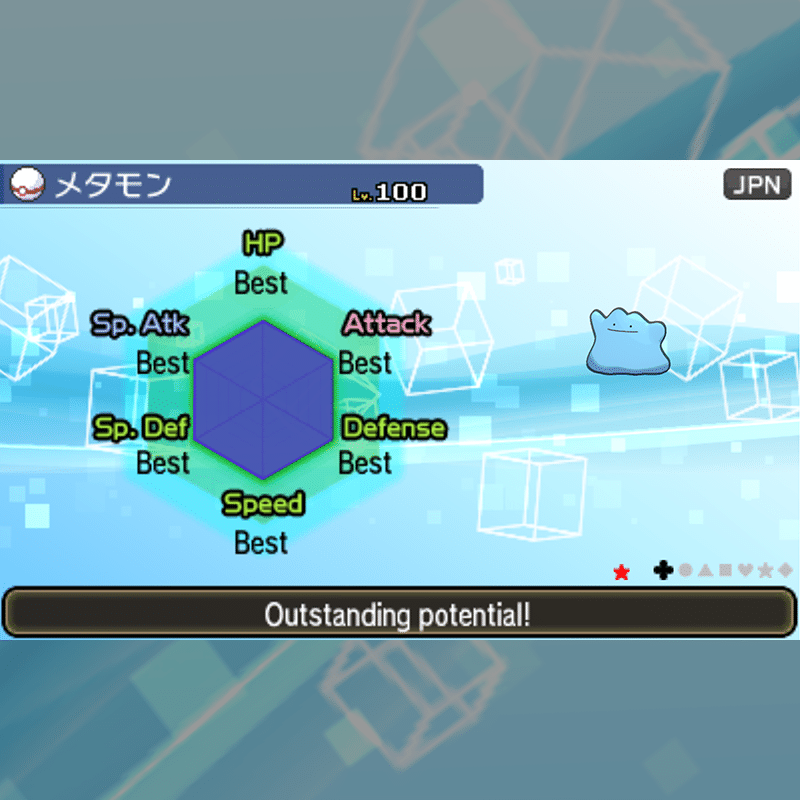 Ditto - IVs