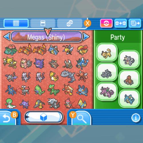 Mega Evolution - Box 1