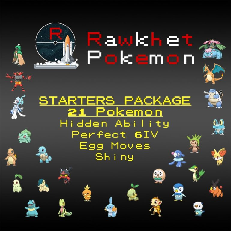 Starters Package - Hero
