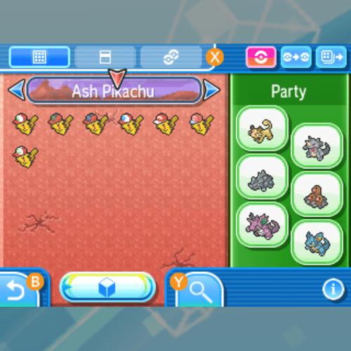 Ash Pikachu - Box