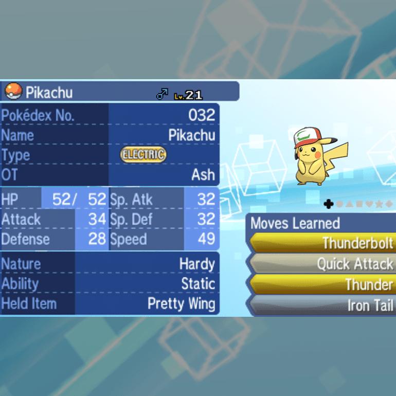 Ash Pikachu - Partner