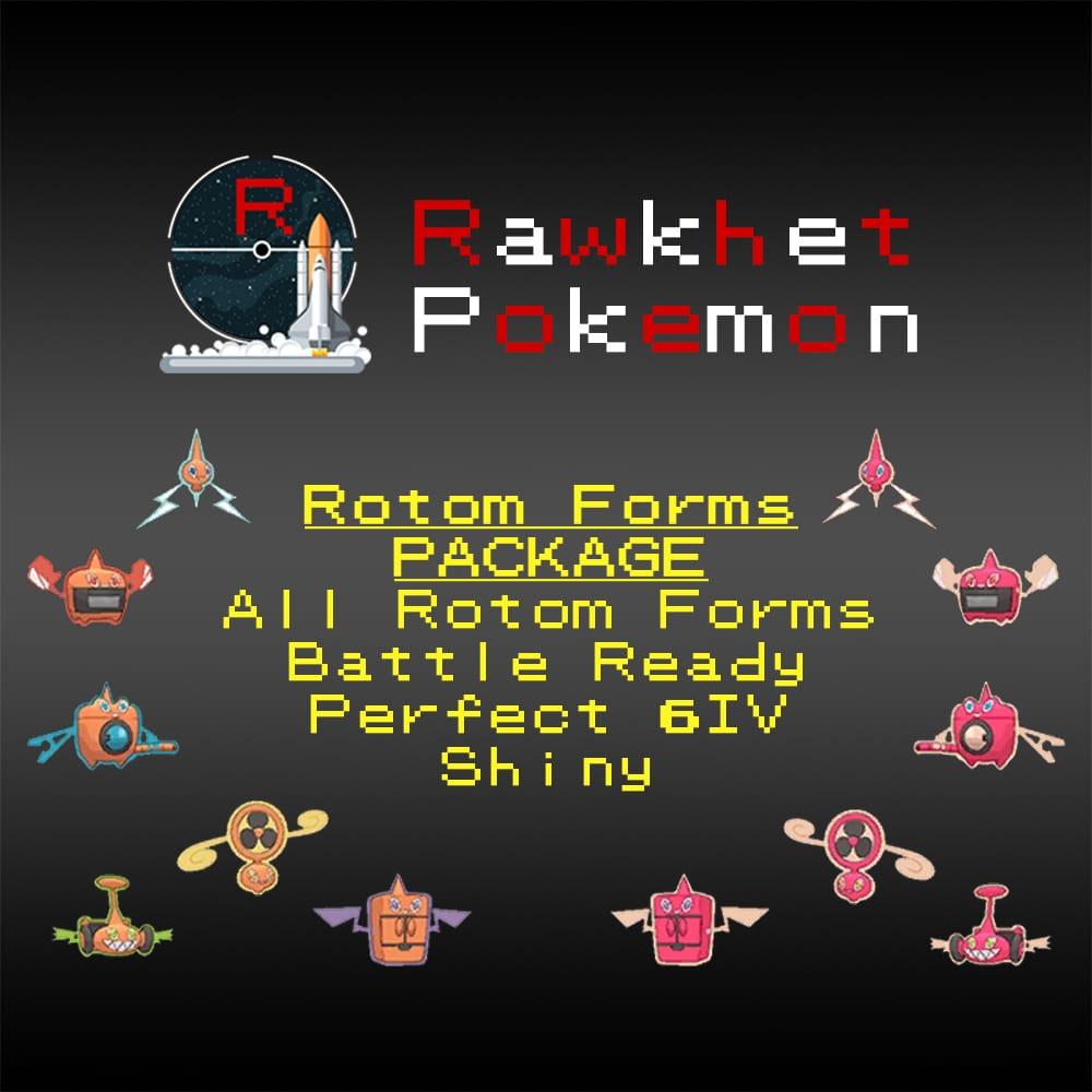 Rotom - Hero