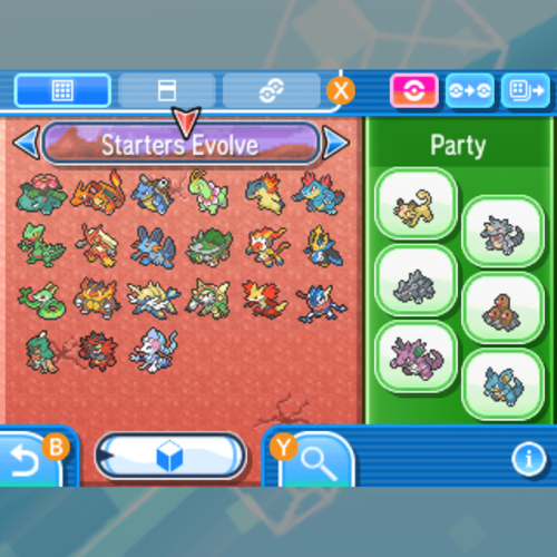 Evolved Starters - Box