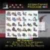Gigantamax Package (33x, 6IV, Shiny, Battle Ready) - Pokemon Sword and Shield