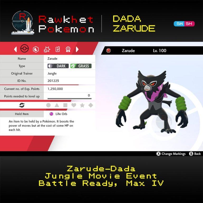 Dada Zarude - Summary