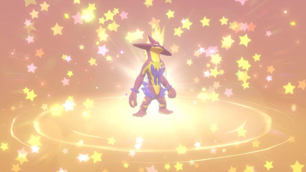 GameStop Shiny Toxtricity